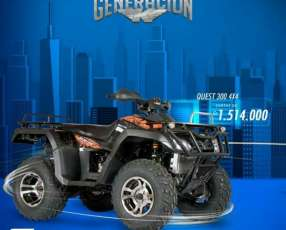 Cuasi Kenton Quest 300 4x4