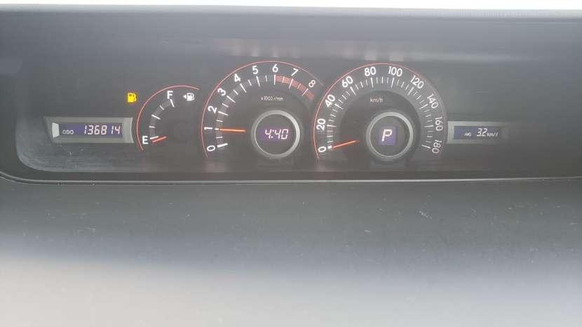 Toyota Noah 2007 motor 2.0 naftero automático 4x2 - 8