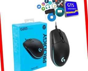 Mouse gamer Logitech G203 Prodigy 6000 DPI