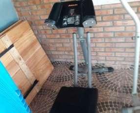 Maquina de abdominales Athletic