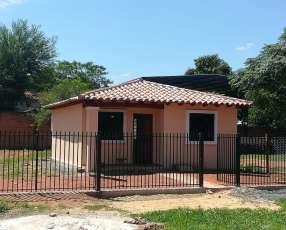 Casa a estrenar en San Lorenzo, barrio Mitai