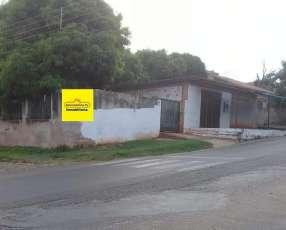 Terreno con salón comercial en Fernando de la Mora zona Sur M6017