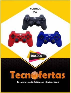 Control PS3