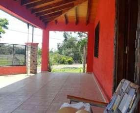 Casa en Piribebuy