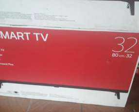 Tv led smart de 32 pulgadas LG