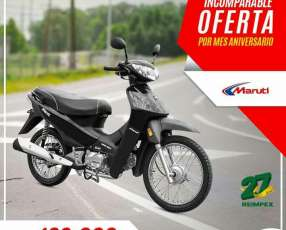 Moto Maruti hb110buzz