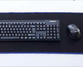 Pad para mouse y teclado