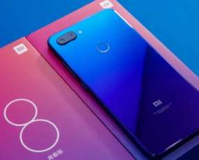 El Xiaomi Mi 8 Lite