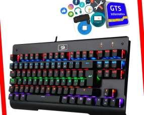 Teclado para Juegos mecánico Redragon K561-RGB