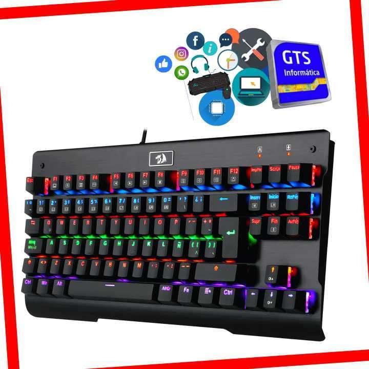 Teclado para Juegos mecánico Redragon K561-RGB - 0