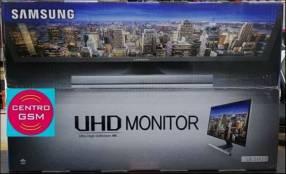 Monitor Samsung 28 pulgadas 4K UHD nuevos
