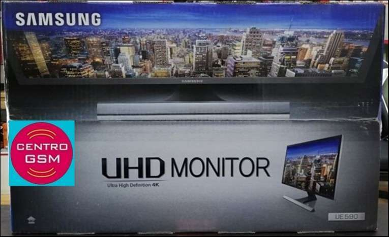 Monitor Samsung 28 pulgadas 4K UHD nuevos - 0