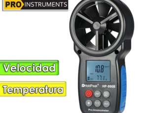Termo Anemómetro Hold Peak by Pro Instruments
