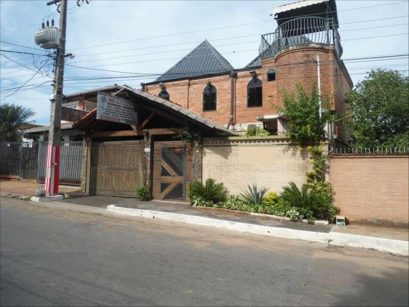 Casa de 2 plantas a 300 metros de ruta 2 km 14 San Lorenzo - 0