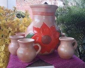 Jarras y Vasijas para Agua