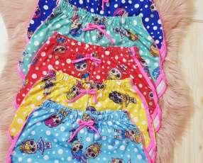 Shorts para nena
