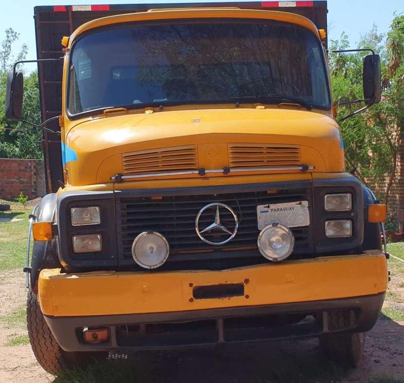 Mercedes benz 1318 turbo alta baja - Rodrigo - ID 659585