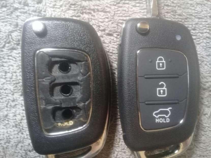Carcasa de control remoto Hyundai Tucson 2014 - 1