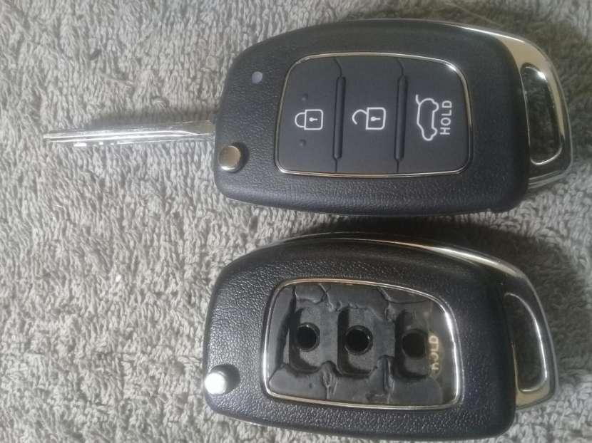 Carcasa de control remoto Hyundai Tucson 2014 - 4
