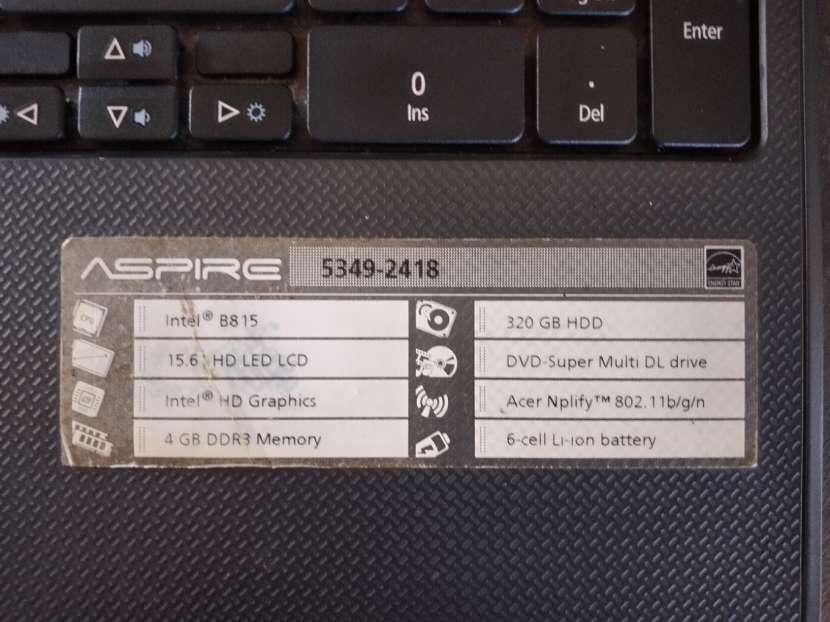 Notebook Acer Aspire - 6