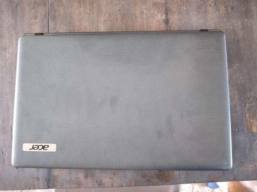 Notebook Acer Aspire - 8