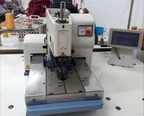 Máquina de coser ojaladora electrónica AMF Reece S-311 series