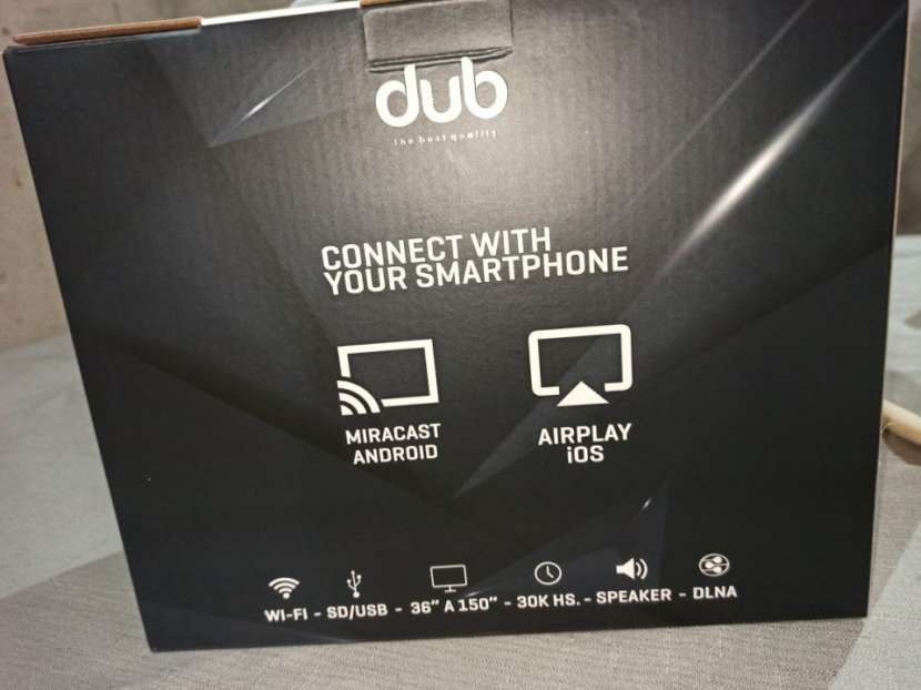 Proyector DUB - 1