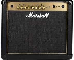 Amplificador para guitarra eléctrica Marshall MG30FX combo