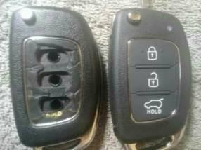 Carcasa de control remoto Hyundai Tucson 2014