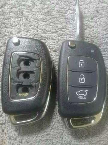 Carcasa de control remoto Hyundai Tucson 2014 - 5