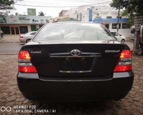 Toyota new corolla 2003 luxel
