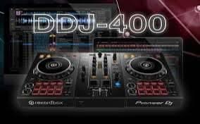 Controlador DJ de 2 canales DDJ-400