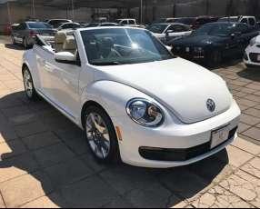 ️Volkswagen Beetle Cabriolet Americano descapotable 2013