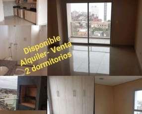 Departamento de 2 dormitorios