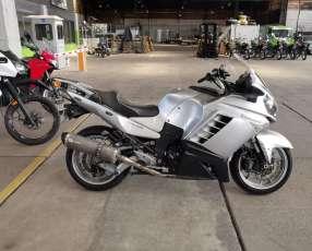 Moto Kawasaki Concours 1400 cc