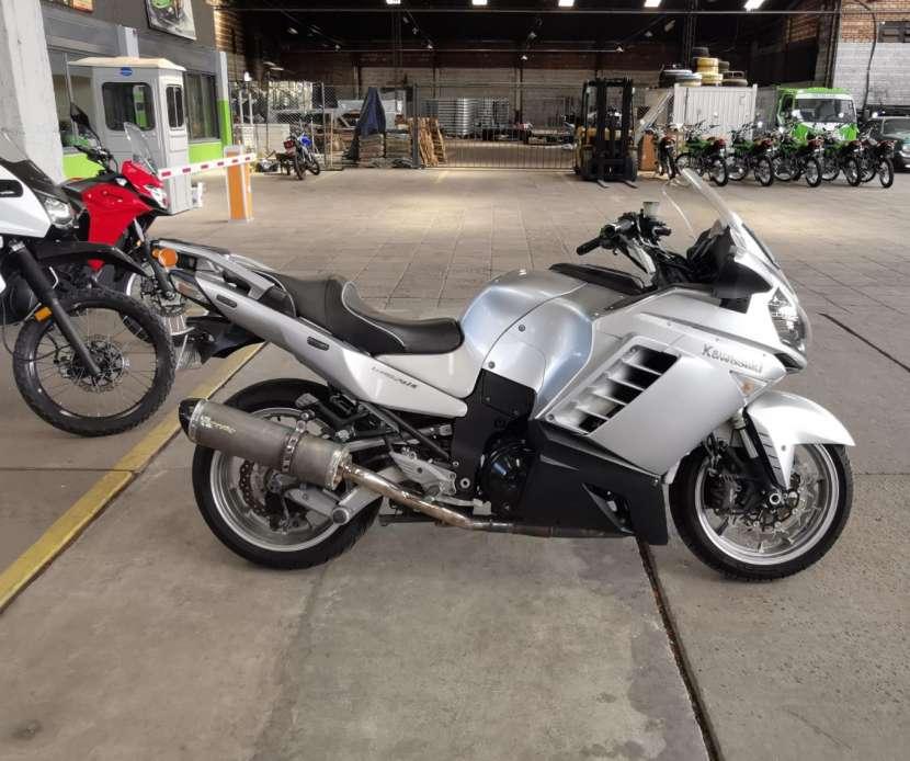 Moto Kawasaki Concours 1400 cc - 0