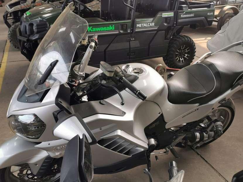 Moto Kawasaki Concours 1400 cc - 3