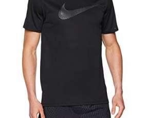 Remera Negra Nike talle M