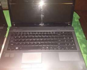 Notebook Acer, hp para repuestos`.