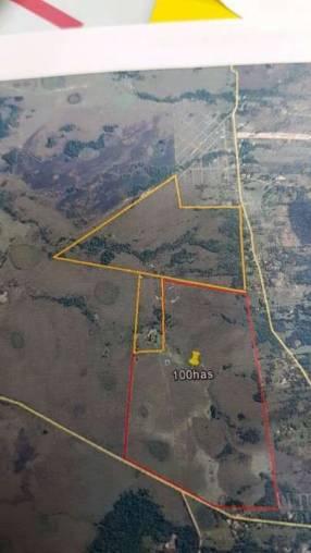 Campo de 151 hectáreas en Pirayú