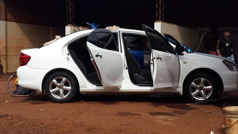 Toyota allion blanco 2003 automático - 5