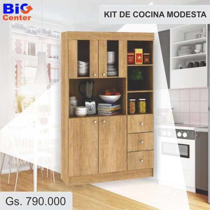 Mueble de Cocina Modesta - 0