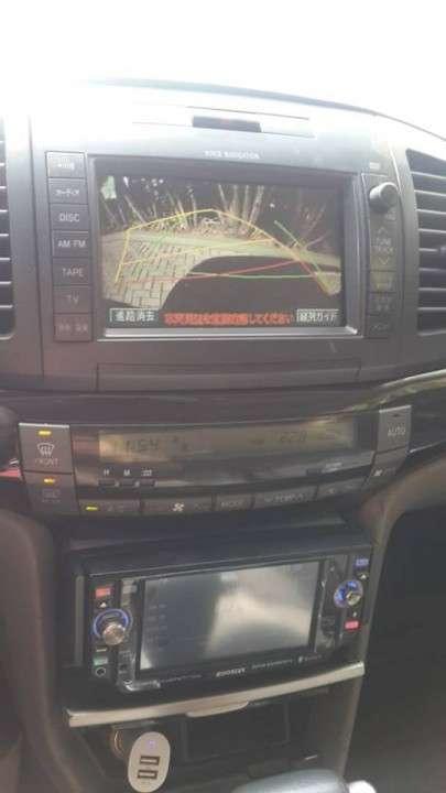 Toyota allion blanco 2003 automático - 8