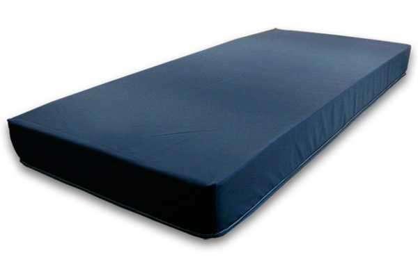Cama hospitalaria nacional de 2 movimientos con colchón impermeable - 1