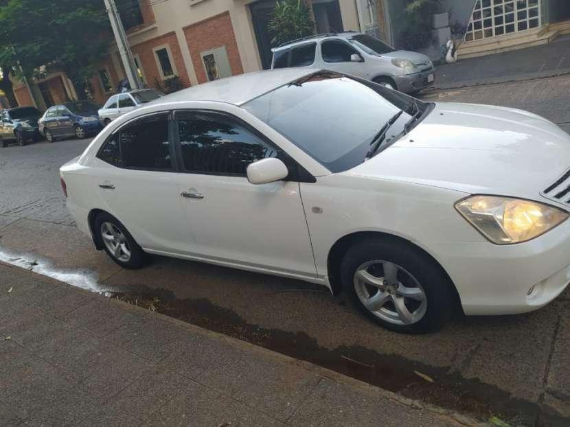 Toyota allion blanco 2003 automático - 6
