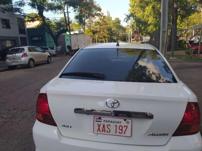 Toyota allion blanco 2003 automático - 2