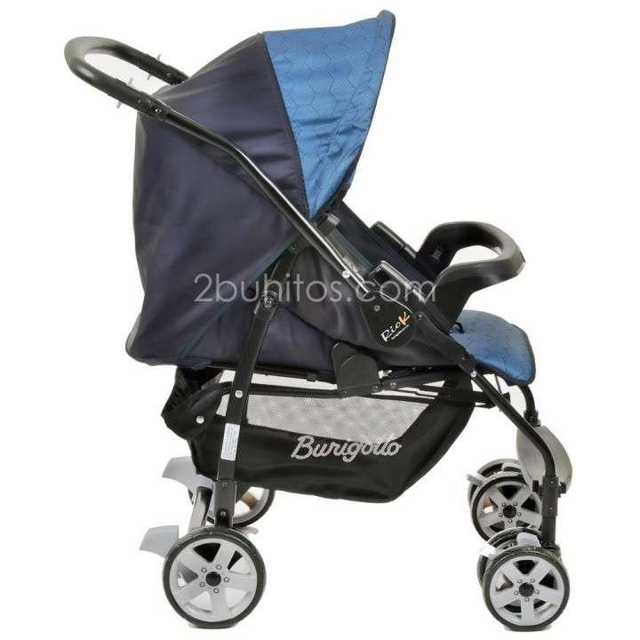Carrito de bebés Burigotto Rio K - 0