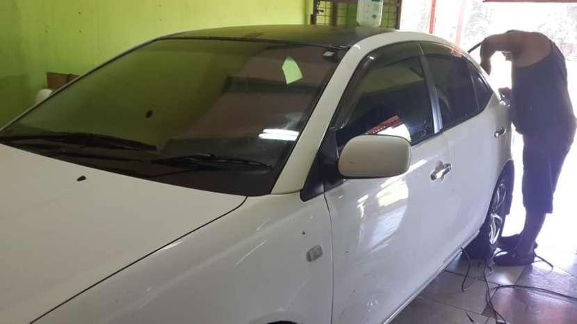 Toyota allion blanco 2003 automático - 4