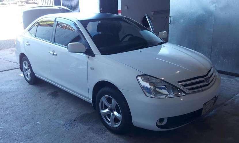Toyota allion blanco 2003 automático - 3