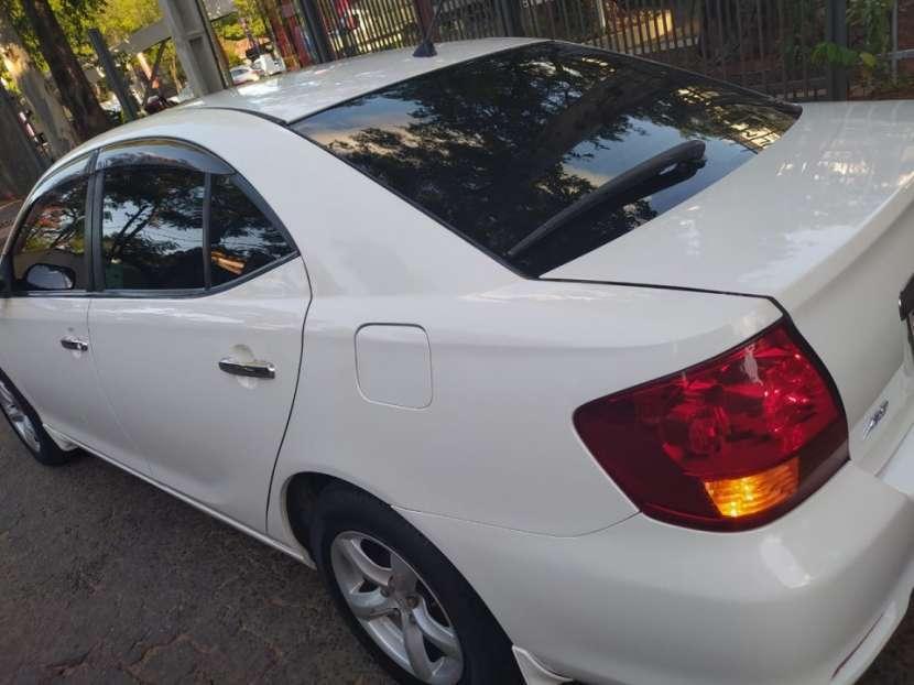 Toyota allion blanco 2003 automático - 0